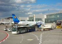 Frankfurt. Doi vameşi, răniţi pe aeroport, după ce un pachet pe care îl controlau a explodat