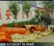 Accident la o mină de cărbuni din China. 35 de morţi şi 40 de mineri blocaţi, în urma unei explozii (VIDEO)