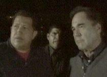 """Hugo Chavez, apărat de regizorul Oliver Stone în timpul lansării documentarului """"La sud de frontieră"""" (VIDEO)"""