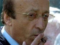Luciano Moggi îi răspunde lui Giovanni Becali: Să tacă! Mai bine îl ferea pe Mutu de droguri