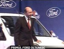 Primul Ford fabricat la Craiova a fost prezentat oficial (VIDEO)