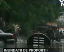 Trei oameni au murit şi alţii sunt răniţi în urma inundaţiilor din Chile şi Mexic (VIDEO)