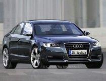 Audi A6 C7, surprins la teste în România (FOTO)