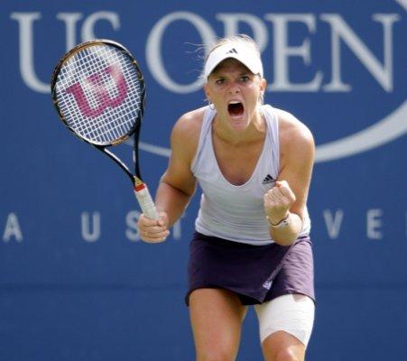 Noua ?prinţesă? a tenisului, Melanie Oudin, eliminată în sferturi