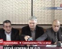 Sindicaliştii se aliază. 800.000 de bugetari, în grevă generală pe 5 octombrie