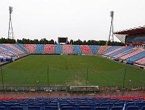 Steaua va juca doar un meci fără spectatori în Liga I