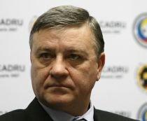 Mircea Sandu, preşedintele etern: Candidez la alegerile de la FRF în 2010 şi la cele din 2014