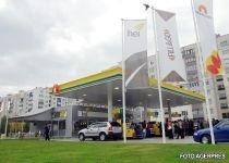 Rompetrol reduce preţul carburanţilor cu patru bani pe litru