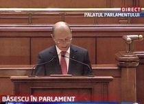 Băsescu face radiografia propriului mandat: Am făcut şi greşeli, dar nu am făcut compromisuri (VIDEO)