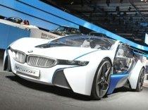BMW Vision EfficientDynamics, un superconcept hibrid prezentat la Frankfurt (FOTO)