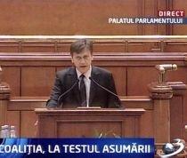 Crin Antonescu: Parlamentul democratic, o amintire. PNL pregăteşte o moţiune de cenzură