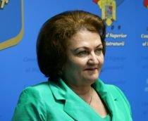 Lidia Bărbulescu, preşedinte interimar al Înaltei Curţi de Casaţie şi Justiţie