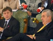 Crin Antonescu: ?L-am votat pe Băsescu, dar nu accept să fiu decor la montajul său literar-artistic?