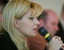 Elena Udrea a inaugurat prima Bază Salvamont din Bucegi
