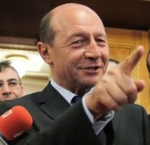 """Preşedintele Traian Băsescu: """"Sistemul ticăloşit l-a făcut pe fratele meu traficant cu armament"""""""