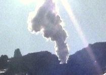 Şase vulcani au erupt simultan în Peninsula Kamciatka din Rusia