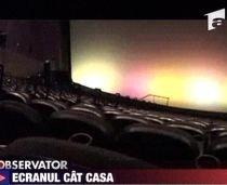 În două luni, România va avea un cinematograf 3D modern. În lume sunt doar 400