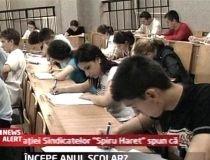 Isvoranu: Salariile profesorilor vor scădea cu până la 30% după adoptarea legii salarizării unitare