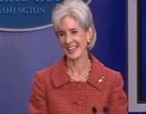 Mustrat de ministrul american al Sănătăţii: Un jurnalist strănută în timpul unei conferinţe (VIDEO)