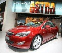 Noul Opel Astra a fost prezentat la Frankfurt (FOTO)