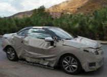 Renault Megane Coupe Convertible, pentru prima oară în fotografii spion
