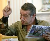 Gigi Becali: Nu sunt stelist, m-am săturat! Vând clubul