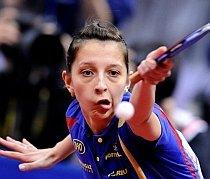 Samara şi Dodean s-au calificat în finala de dublu la CE de tenis de masă