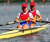 Canotaj: România a cucerit medalia de aur la dublu rame