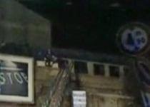 Tren de călători, deraiat la Milano: Două vagoane s-au oprit în curtea unei case (VIDEO)