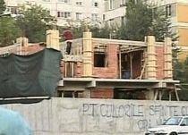 Vilă construită pe terenul unei şcoli din Capitală (VIDEO)