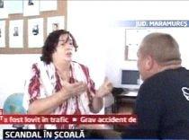 O învăţătoare din Maramureş, acuzată că bate elevii (VIDEO)