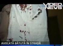 Timişoara. O avocată, bătută de romii împotriva cărora pleda la tribunal (VIDEO)