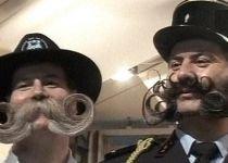 Campionat Mondial de Bărbi şi Mustăţi, în Germania (VIDEO)