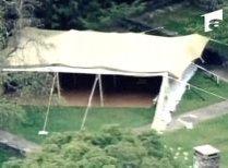 Gaddafi, la New York. Liderul libian şi-a instalat cortul de beduin pe terenul lui Trump (VIDEO)