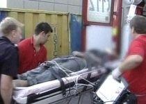 Accident de muncă la Zalău. Un muncitor a murit, după ce un mal de pământ s-a surpat peste el