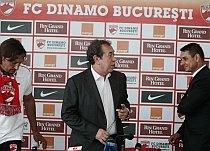 Dinamo a ajuns la o înţelegere cu Pandurii