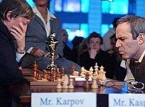 Kasparov, prea puternic pentru Karpov: 3-1 după două zile