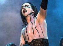 Marilyn Manson, infectat cu virusul gripei porcine