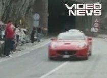 Mii de cai putere, pe Transfăgărăşan. Noi imagini de la filmările Top Gear (VIDEO)