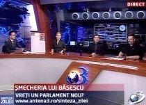 Sinteza Zilei: Şmecheria lui Băsescu. Cum rămâne cu Udrea, Ridzi şi criza?