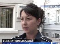 Un hoţ de buzunare din Constanţa a fost eliberat pentru două zile...din greşeală