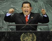 Hugo Chavez la Adunarea Generală ONU: ?Nu mai miroase a sulf. Miroase a speranţă? (VIDEO)