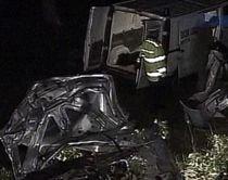 Viteza şi oboseala la volan au făcut cinci victime în judeţul Ialomiţa (VIDEO)