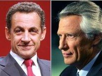 Nicolas Sarkozy, dat în judecată de fostul premier francez Dominique de Villepin