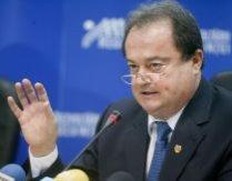 Vasile Blaga admite posibilitatea de a ocupa interimar Internele