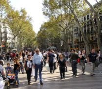 Barcelona, paradisul şuţilor. Roma şi Praga completează topul oraşelor vizate de hoţii din buzunare
