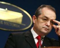 Soarta coaliţiei, tranşată în şedinţa de Guvern: Boc va da miniştrilor PSD un ultimatum de rezolvare a crizei