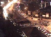 Compania de Autostrăzi vrea să suspende o lună traficul în zona pasajului Băneasa (VIDEO)