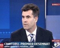 Lucian Croitoru a ofertat colegi din BNR şi economişti cu posturi în guvern (VIDEO)