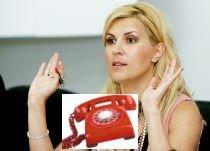 Alo, nu sunt doamna Udrea! ?Clona vocală? a Elenei Udrea, într-o intervenţie telefonică (VIDEO)